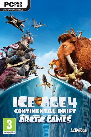 Ice Age Continental Drift Arctic Games