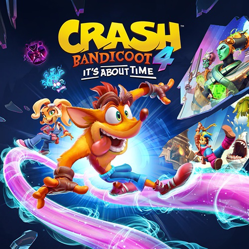 Crash Bandicoot 4: It's About Time (2021)
