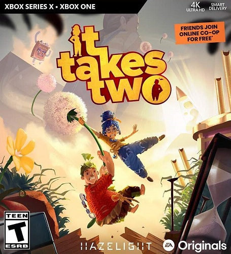 It Takes Two (2021)